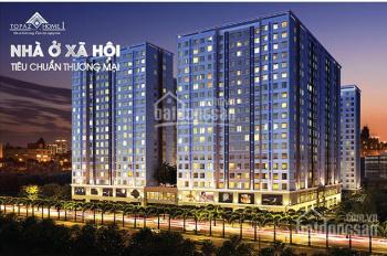 Cho thuê căn hộ Topaz Home, quận 12, 60m2, 2PN, 5 triệu/th, LH: 0937 080 094