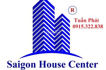 Bán nhà mặt tiền Hoàng Diệu, P10, Q Phú Nhuận