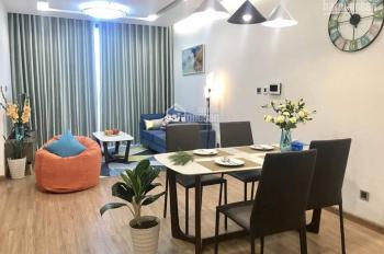 Cần cho thuê căn hộ chung cư Sky Park Residence, 86m2, 2PN, vừa xong nội thất, LHTT: 0903448179
