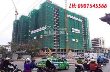Bán căn hộ chung cư Hoàng Huy Đổng Quốc Bình đường Lạch Tray, Hải Phòng, giá bán 720tr