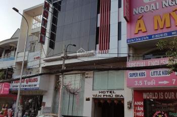 Bán khách sạn 2 sao, MT số 58 - 60 đường Gò Dầu, Quận Tân Phú, DT sàn 970m2. 26 phòng cao cấp