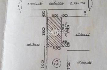 Bán 800m2 đất đường 334, thôn 2, xã Hạ Long, sát dự án Sonasea, LH 0919 686 686