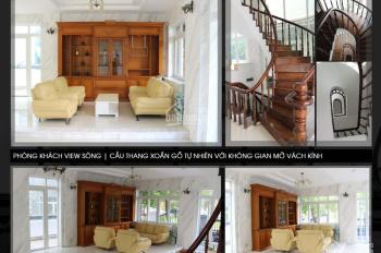 Bán gấp biệt thự giá chỉ 27 tỷ, đường 19, P. Tân Phong, quận 7, HCM, nhà đẹp giá cực rẻ