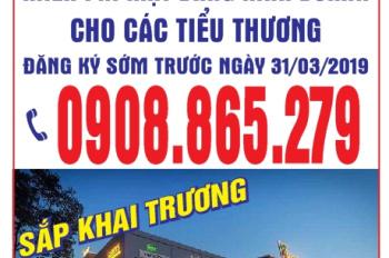 Sang nhượng/cho thuê shop KD thời trang trong TTTM Viva Square (Miễn phí 6th đầu) - LH 0908865279