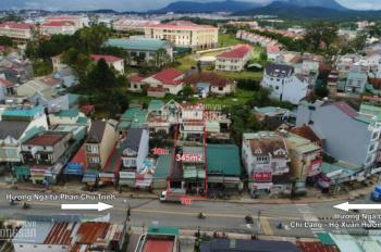 Bán nhà mặt tiền kinh doanh đường Phan Chu Trinh, Phường 9, Đà Lạt