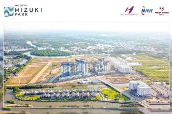 Chính chủ cần bán căn hộ Mizuki Park, view hồ cảnh quan, hướng ĐN, 2PN, căn góc. LH 0916527925