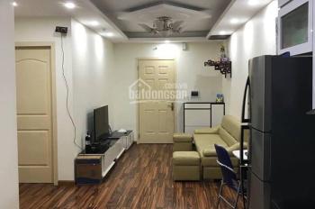 Bán căn hộ 67m2 2 PN đầy đủ đồ nội thất tầng thấp ở HH3 Linh Đàm Hoàng Mai, Hà Nội