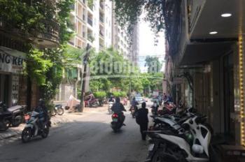 Bán nhà mặt phố KD cực đỉnh phố Nguyễn Huy Tưởng, Thanh Xuân, 43.2m2, 4T, giá 8.5 tỷ, LH 0911141386