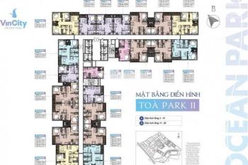 Chỉ 3,9 triệu/tháng sở hữu ngay căn hộ cao cấp Vincity Ocean Park, LH: 0916247433
