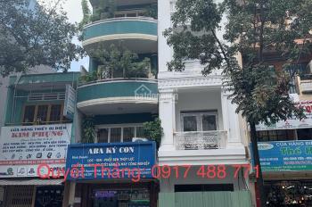 Bán nhà mặt tiền đường Ngô Quyền, quận 10, DT 4.2 x 20m, giá: 21 tỷ