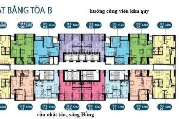 Chính chủ cần bán CH chung cư Intracom Đông Anh, tầng 1608 DT 66m2, giá bán 20tr/m2. LH 0979449965