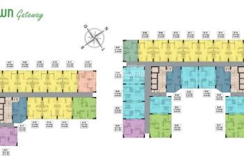 CH Stown Gateway 19 triệu/m2, 2PN, LH 0939 454 312 Thanh Duy (zalo)