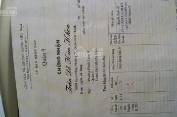 Bán nhà cấp 4 đường 339 Phước Long B Quận 9 HXH, SHR. Giá tốt