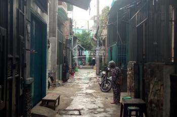 Bán nhà hẻm 3m Trần Văn Quang, P10, TB, DT 4,65x11,5m (46m2), nhà 1T 2L, hướng TN. Giá 4,5 tỷ