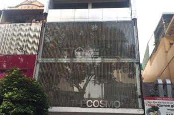 Cho thuê nhà nguyên căn đường Calmette 5m x 23m, trệt, 3 lầu, sân thượng