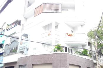 Căn góc, hẻm xe hơi, sau căn mặt tiền Nguyễn Tri Phương Q10, DT: 5x10, KC: Trệt, 3 lầu đúc BTCT