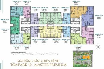 Cần bán gấp CHCC Times City, Park Hill, diện tích 114.5m2, giá 3.9 tỷ, diện tích 53m2, giá 1.850 tỷ