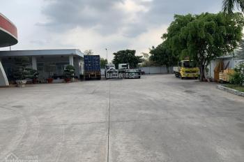 Bán cây xăng tuyệt đẹp 4.500m2, 100% SKC đóng 50 năm, Phường Bình Chuẩn, thị xã Thuận An