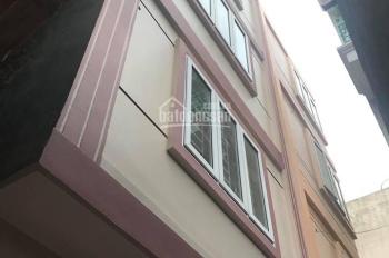 Bán nhà 5 tầng ngõ 37 Đại Đồng, quận Hoàng Mai, ô tô đỗ cửa, DT 33m2