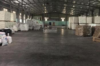 Cho thuê 4000m2, 6000m2 kho xưởng trong KCN Quang Minh, chi tiêt LH 0934583385
