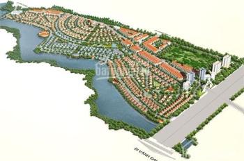 Tôi cần bán lô đất liền kề tại KĐT Hà Phòng, Mê Linh, Hà Nội, Kd tốt, DT 150m2, giá 13tr/m2