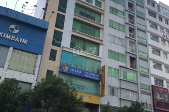 Bán nhà 2 mặt tiền đường Nguyễn Trãi, P. Bến Thành, Q.1, DT: 8,5 x 23m, hầm 6 lầu, giá 98 tỷ