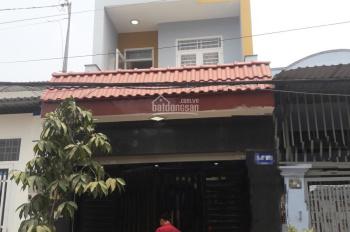 Bán nhà 1 trệt, 1 lầu, 4x18m, KDC Bà Điểm 2, đường 8m, cách Phan Văn Hớn 300m, gần chợ Đại Hải