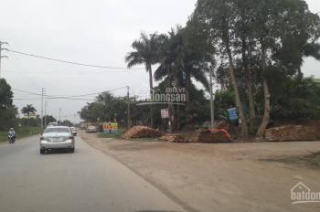 Bán 661m2 đất ngay đường QL21 khu công nghệ cao Hoà Lạc