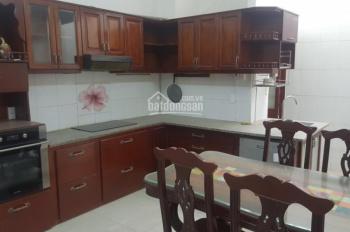 Bán nhà riêng nằm trong khu biệt thự Huy Hoàng Nguyễn Oanh, P17, Q. Gò Vấp. DT 4x19m, 3 lầu, 5PN