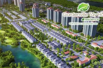 Liền kề khu K Ciputra, DT 140m2 x 3,5 tầng, xây hoàn thiện, nhận nhà ngay, giá 20 tỷ, SĐCC