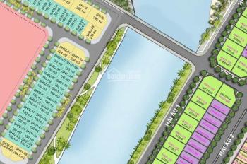 Bán biệt thự đơn lập Hải Âu view 2 hồ lớn Vincity Gia Lâm 100tr/m2 cả xây dựng