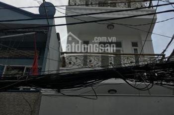 Bán nhà mặt tiền nội bộ đường Nguyễn Thượng Hiền, DT 4,2x12m