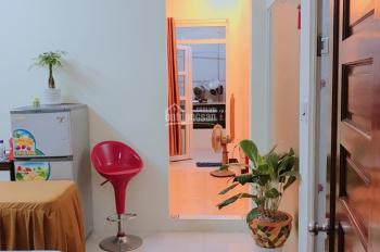 Cho Thuê Căn Hộ 2 Phòng Ngủ Full Nội Thất - Vòng Xoay Lý Thái Tổ Quận 10 - 50m2 Có Ban Công Cửa Sổ