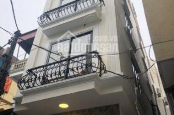 Chính chủ bán nhà DT 52m2 * 5 tầng xây mới, phố Kim Đồng, Giáp Bát, giá 4,2 tỷ, LH: 0908926882