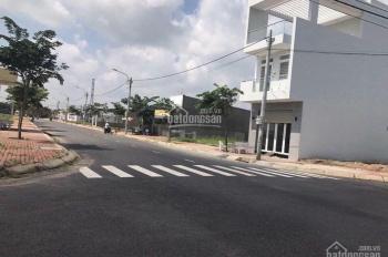 Bán gấp lô đất 100m2 thổ cư đường Chu Văn An, Bình Thạnh, gần trường Cán Bộ, 3tỷ2, SHR, 0901202415