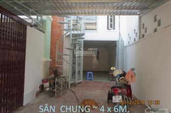 Mặt bằng kinh doanh, hẻm 7m, cách Nguyễn Oanh 200m, CX LamSon