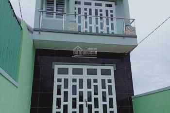 Bán nhà Tân An, đường nhựa 4m, 1 trệt, 1 lầu, 1 tỷ 8