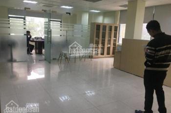 Cho thuê văn phòng mặt phố Hoàng Ngân, Đỗ Quang 50m2 - 80m2 - 150m2 - 200m2 giá 200 nghìn/m2/th