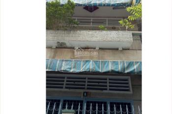 Nhà bán Huỳnh Tịnh Của, quận 3, 6.3x12m, 3 tầng, 8 tỷ - LH 0366 645 648