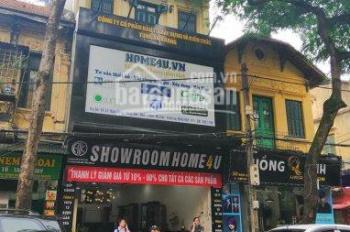 Cho thuê cửa hàng 54m2 x 2 tầng, MT 6m phố Nguyễn Khánh Toàn
