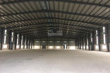 Cho thuê kho xưởng đường QL1A giao Võ Trần Chí, Bình Tân - Diện tích: 3500m2, giá 200 tr/th