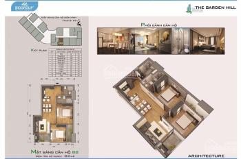 Bán gấp căn hộ chính chủ 2 phòng ngủ, 2 vệ sinh, ở ngay sát Dolphin Plaza. Liên hệ 0934 553855