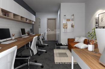 Cho thuê văn phòng Millennium Quận 4. Giá thuê 11tr/tháng, DT: 30 - 42m2, nhà hoàn thiện, ở 24/24