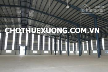 Cho thuê xưởng đẹp tại cụm công nghiệp Gia Lộc, Hải Dương xưởng đẹp mới xây
