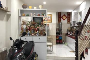 Nhà bán gấp, đúc 3,5 tấm, hẻm 3m Trần Hưng Đạo, P6, Q5