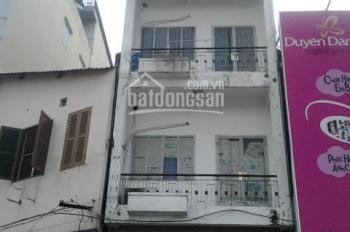 0903.998.319. Nhà góc 2 mặt tiền số 12 Rạch Bùng Binh, P9, Q3, 7x17m, 4 tầng, 39tr/th