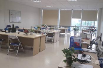 Cho thuê văn phòng tại tòa nhà 8 tầng, Phạm Hùng, Mỹ Đình, diện tích 100m2/tầng