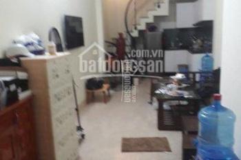Cho thuê nhà riêng phố Lò Đúc - Cảm Hội, 34m2 x 4 tầng đủ đồ, giá 9.9 tr/th