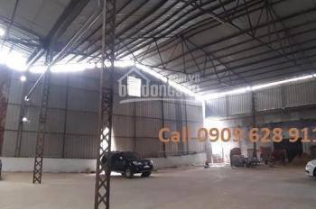 LH 0909 628.911, thuê kho Quận 4, DT 500m2 đường Bến Vân Đồn, giá rẻ chỉ 79.000đ/m2, 34,5tr/th