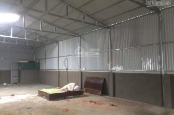 Cho thuê kho xưởng mới xây 150m2, Vĩnh Tuy, Long Biên. LH: 0976620540
